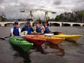 Kajakadoo Amsterdam Kayak Tours