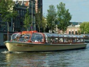Amsterdam Canal Cruises Kooij Rokin