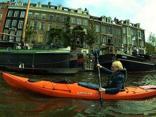 Zeebaard Amsterdam Kayak Tours