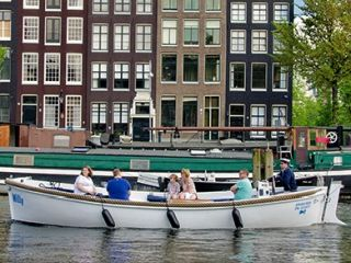 Blue Sky Boat Canal Cruises
