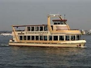 Pancake Boat Amsterdam Harbour Cruise