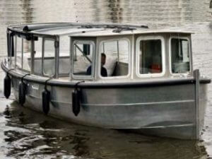 Cheap Saloon Boat Tour Amsterdam