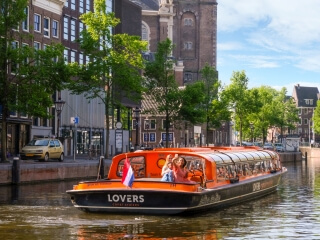 Cheap Amsterdam canal tour discount code lovers