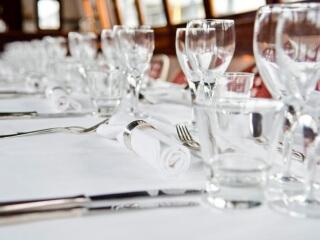 Luxury Dinner Cruise Amsterdam