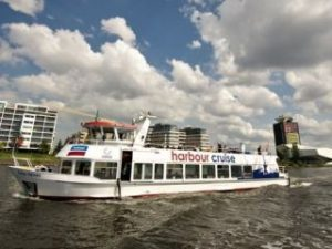 Amsterdam Harbour Cruise by Stromma