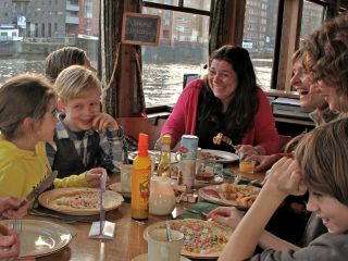 Pancake Boat Tour