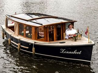 'Zonneboot' Private Boat Tour