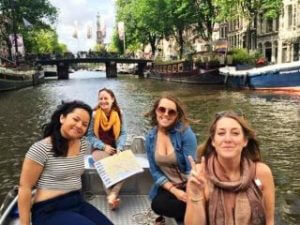 Amsterdam Boat Rental at Boats4rent for Self Drive Canal Boats