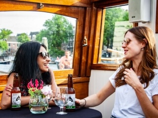 Amsterdam Craft Beer Tasting Boat Tour