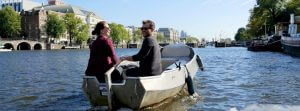 Self drive boat rental Amsterdam Boaty Boats4rent